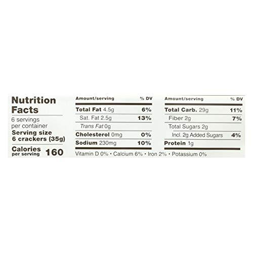 Schar Gluten Free Table Crackers, 7.4 Ounce - 6 per case.