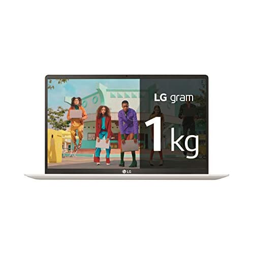 chollos oferta descuentos barato LG gram 15Z90N V AR53B Ordenador portátil ultraligero de 15 6 FullHD IPS Intel Core i5 1035G7 8GB RAM 256GB SSD Windows 10 Home Blanco Teclado QWERTY Español