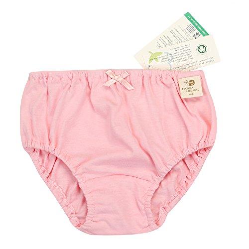 Organic Cotton Brief Panties Underwear