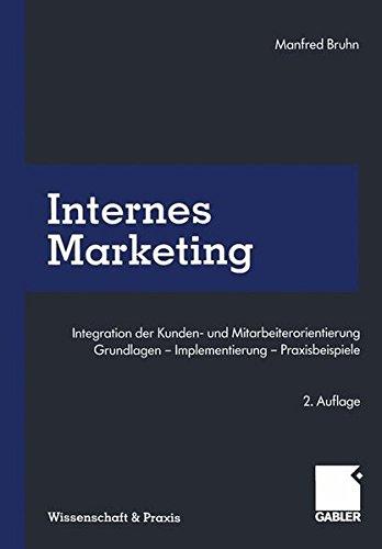 Internes Marketing (Wissenschaft & Praxis)