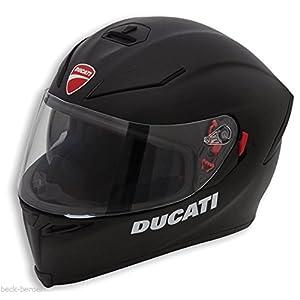 Ducati Dark Rider V2 Full Face Helmet K-5 81036826 Size XL X-Large 61-62cm 41jsEtvHSFL