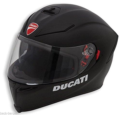 Ducati Dark Rider V2 Full Face Helmet K-5 81036824 Size M/L 58cm (Agv Helmet Sizes)