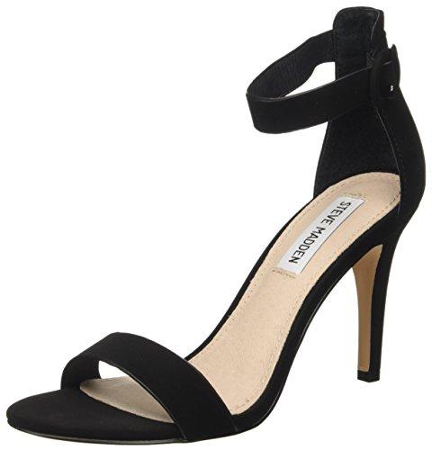 Nero Born Madden Steve Noir Bout Femme Noir Black Escarpins Ouvert 8611qw