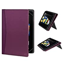 """Verso """"Profile"""" Standing Cover for Kindle Fire HD 8.9"""", Purple (will only fit Kindle Fire HD 8.9"""")"""