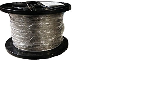 1/32 7x7 Stainless Steel Aircraft Cable T304 250' Reel