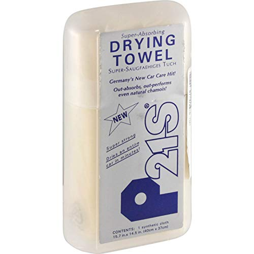 Eckler's Premier Quality Products 57-353959 P21S Super Absorbing Drying Towel