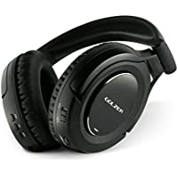 Golzer BANC-70 Bluetooth Wireless Active Noise Cancelling Over-Ear Headphones w/ Apt-x Low Latency