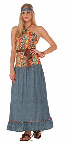 Hippie Peace Belt (Forum Women's Hippie Groovy Girl Value Costume, As Shown, Std)