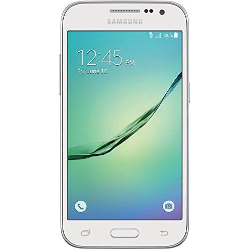 Samsung Galaxy Core Prime 8GB White Smartphone WM Family Mobile
