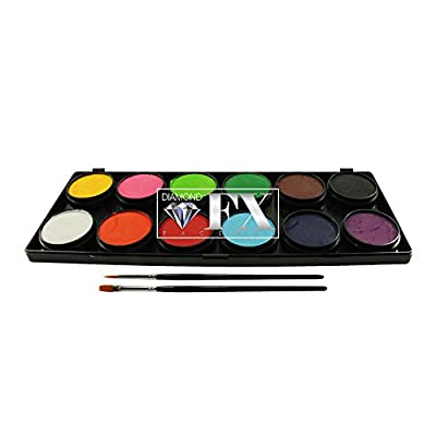 Diamond FX 12 Color Palette - Regular (10 gm)