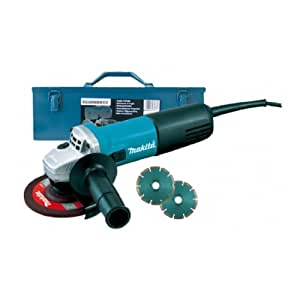 Makita 9558NB - Amoladora angular (1.6 kg)