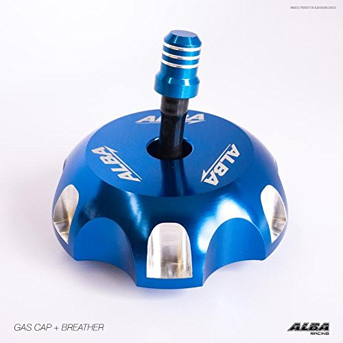 ATV Gas Cap Suzuki LTZ 400 (2003-2009 and 2012-2014) LTR 450 (2006-2009) (all years) Blue