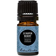 Juniper Berry 100% Pure Therapeutic Grade Essential Oil by Edens Garden- 5 ml