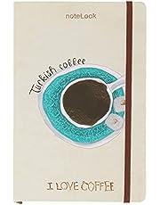 Scrikss I Love Coffee, Defter, Çizgili, A5, Turkish Coffee