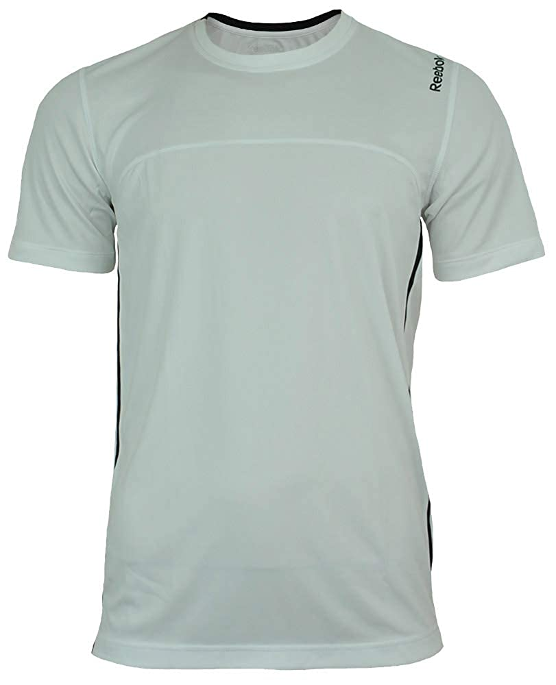 da4cdeeebb82c Amazon.com: Reebok WOR Tech Top Tee Men's PlayDry Functional Shirt ...