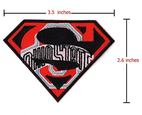 Ohio State Buckeyes [T] Iron on Patches Embroidered Badge Patch Applique