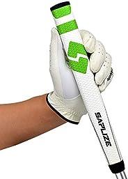 SAPLIZE Golf Putter Grip Midsize Pistol Shape Lightweight Non-Slip Excellent Push for Golfer