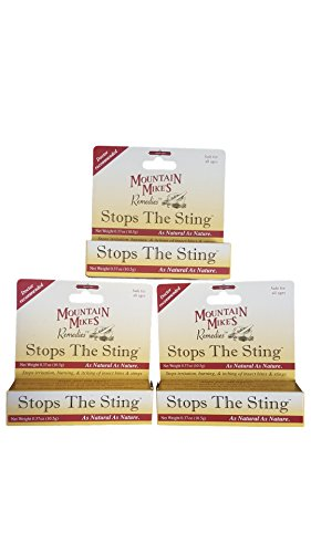 (Stops the Sting .37 oz. (3 Pack))