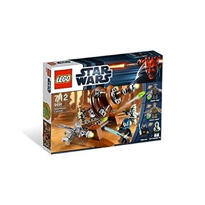 LEGO Star Wars Geonosian Cannon 9491: Toys & Games
