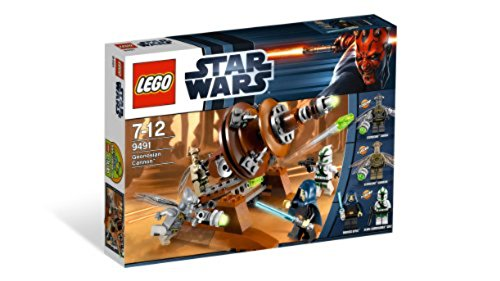 LEGO Star Wars Geonosian Cannon 9491 ()