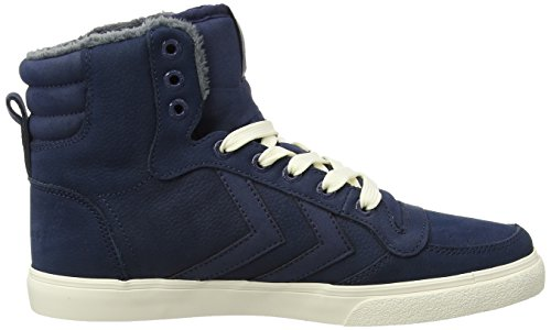 STADIL Blue Sneakers WINTER hummel Unisex Hohe Dress 7459 Erwachsene Blau 6WdfFnqf