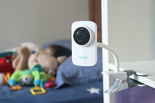 gynoii wifi wireless video baby monitor with hd infrared night vision. Black Bedroom Furniture Sets. Home Design Ideas