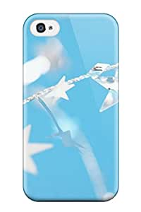 Excellent Iphone 4/4s Case Tpu Cover Back Skin Protector Holiday Christmas