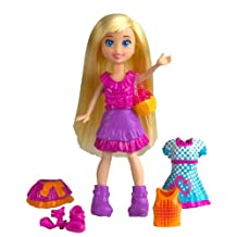 Polly Pocket Polly Fashion Doll Pack, New For 2012