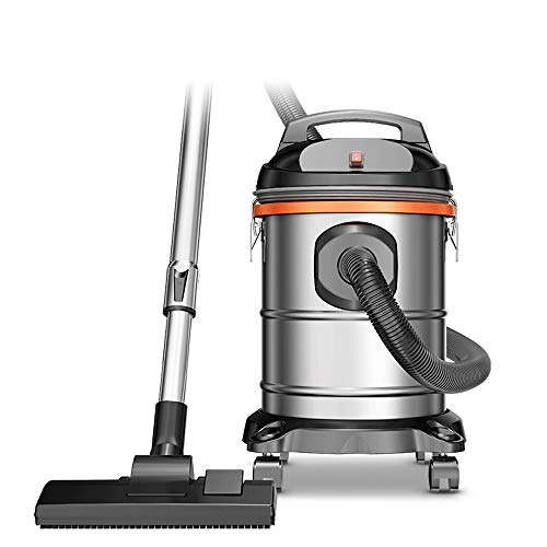 (ZXT Vacuum Cleaner, Household Car Wash Strong Suction High Power Car Carpet Vacuum Suction, Industrial Hotel Strong Suction Vacuum Cleaner, 1200W High Power,)
