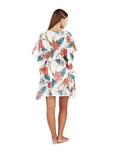 Boutique - Camisola - para mujer Blanc et Rose Néon