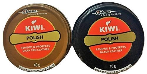 Kiwi Black Shoe Polish Paste
