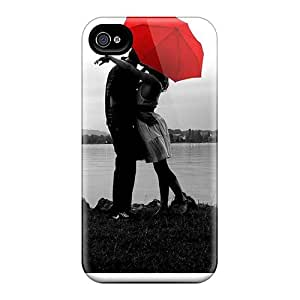 Jamesmeggest Premium Protective Hard Case For Iphone 4/4s- Nice Design - In Love
