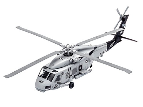 Revell Germany SH-60 Navy Helicopter Model Kit Building