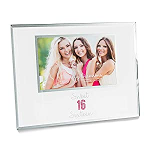 Pavilion Gift Company Sweet 16 Sixteen Picture Frame