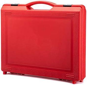 コンパクトソケットセット、 メカニックツールキットとソケットセット 20ピース 1/2インチ 炭素鋼のソケットレンチ機械修理用具セット 車の修理のため (赤)