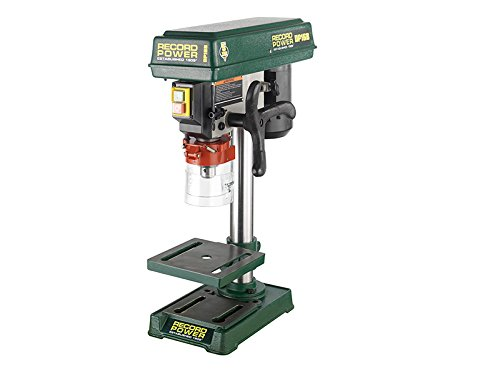 Record Power DP16B Bench Drill with 13' Column and 1/2' Chuck