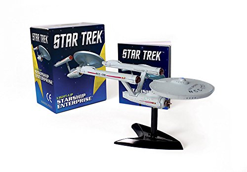 Star Trek: Light-Up Starship Enterprise (Miniature Editions) ()