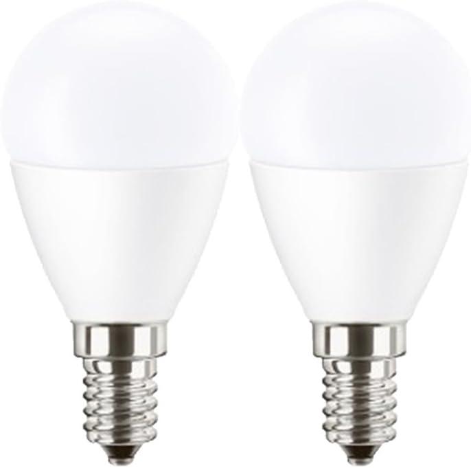 Modern Opal Bulb E27 Warm Light Soft White Glass A Frosted Round Globe LED