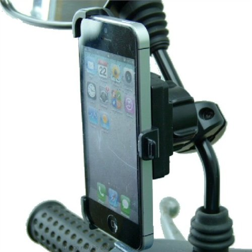 Phone mount for scooty
