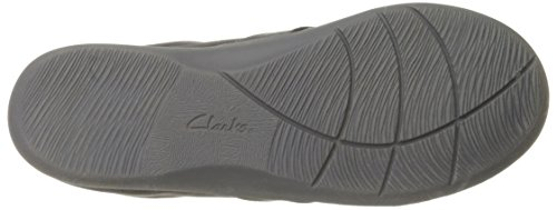 Clarks Womens Sillian Emma Walking Shoe Grigio Sintetico