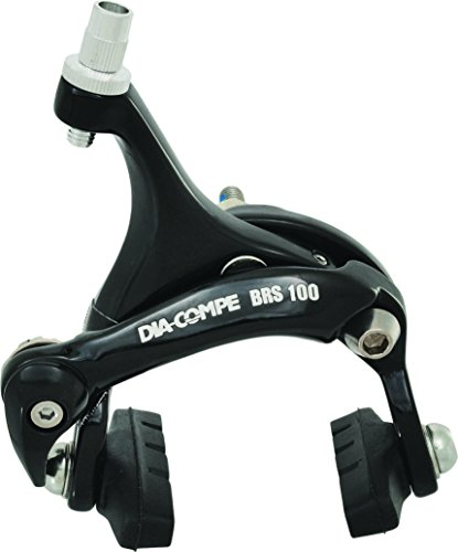 Dia-Compe Brs-100 39-49Mm Front Black Brake ()