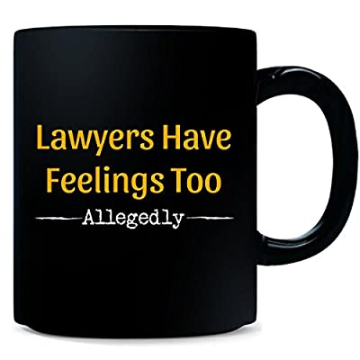 Funny Attorney Or Law Student Christmas Gift Idea - Mug
