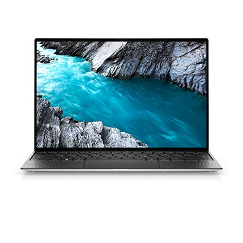 """Dell XPS 13 9300 Laptop 13.4"""" Full HD 1920 x 1200 InfinityEdge Anti-Glare Display Intel Core i7-1065G7 3.9 GHz,8GB Ram,512GB SSD,share Graphics,Finger Print,Eng-Arabic KB,Windows 10 Home,Silver"""