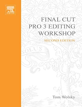 Cut by cut 2nd edition editing your film or video pdf top 10 3rd edition in pdf final cut pro is a series of non linear video editing software programs 2nd edition axle video ebooks 02 jaguar x type fandeluxe Image collections