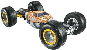 Hasbro Ricochete R/C 94632 - Camión T120/220 V AC, 60Hz, 15 W, color gris y naranja [Importado de Alemania]