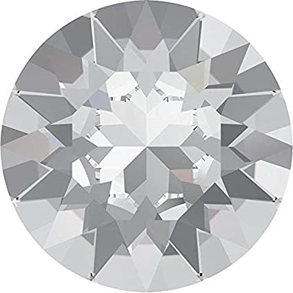 2dc39e43b 1028 & 1088 Swarovski Chatons & Round Stones Crystal | PP3 (1.0mm) - Pack  of 100 | Small & Wholesale Packs | Free Delivery: Amazon.co.uk: Kitchen &  Home