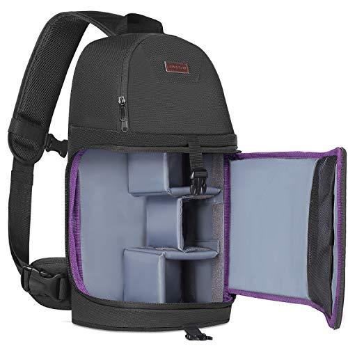 MOSISO Camera Bag DSLRSLRMirrorless