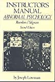 Abnormal Psychology, Rosenhan, David L. and Seligman, Martin E., 0393957004