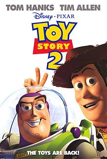 Toy Story 2 Poster - Toy Story 2 Original 27 X 40 Theatrical Movie Poster