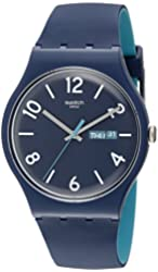 Swatch Unisex SUON705 Originals Blue Watch